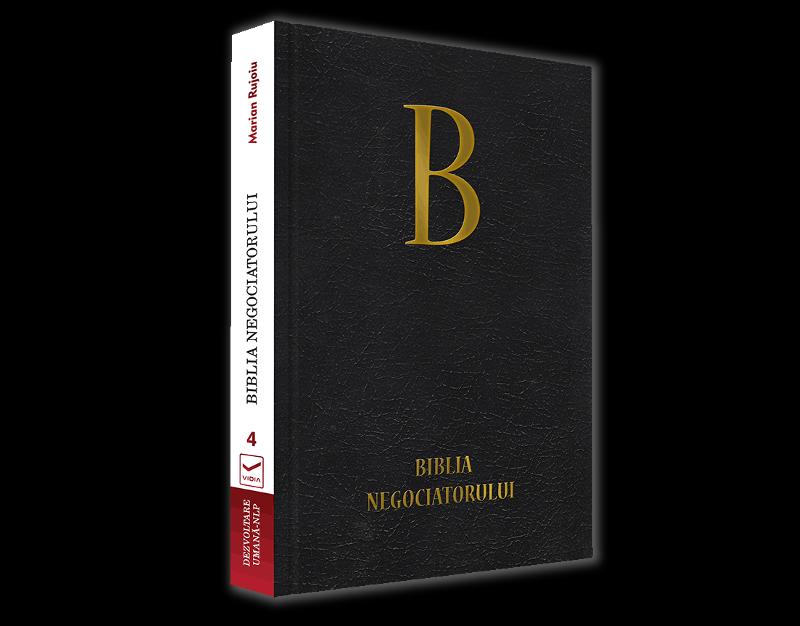 negociatorul - biblia negociatorului