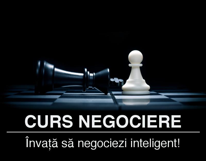negociatorul - curs negociere